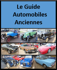 GUIDE AUTOMOBILES ANCIENNES