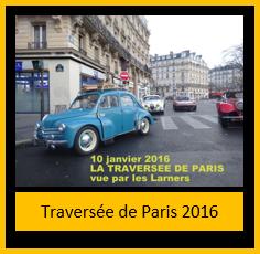 Traversée de paris 2016